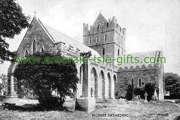 Kildare Town - Cathedral
