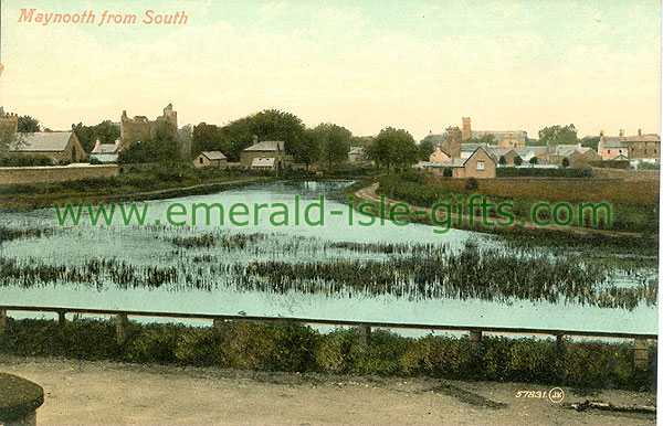 Kildare - Maynooth - Maynooth from South