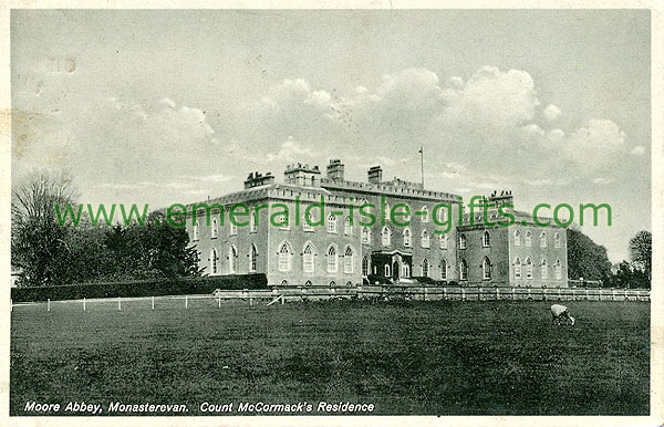 Kildare - Monasterevin - Moore Abbey