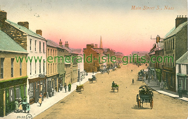 Kildare - Naas - Main St South