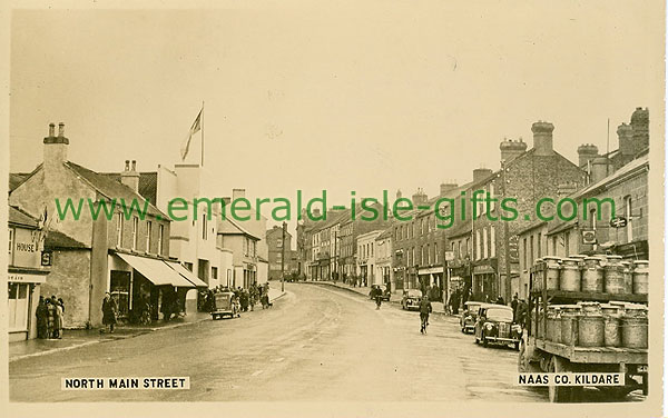 Kildare - Naas - North Main Street