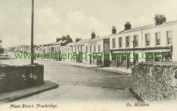 Kildare - Newbridge - Main St