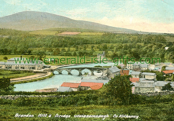 Kilkenny - Graignamanagh - Brandon Hill & Bridge