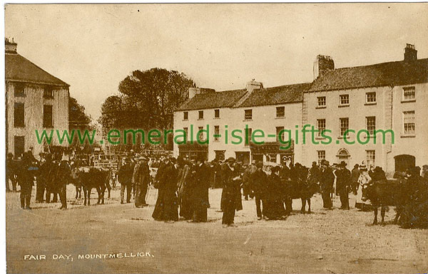 Laois - Mountmellick - Fair Day
