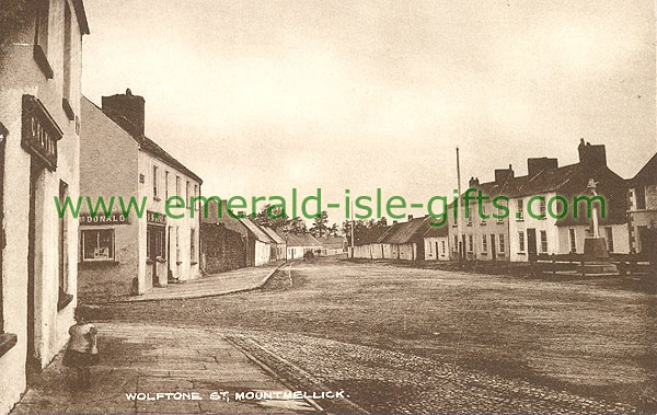 Laois - Mountmellick - Wolfe Tone St