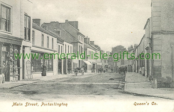 Laois - Portarlington - Main St