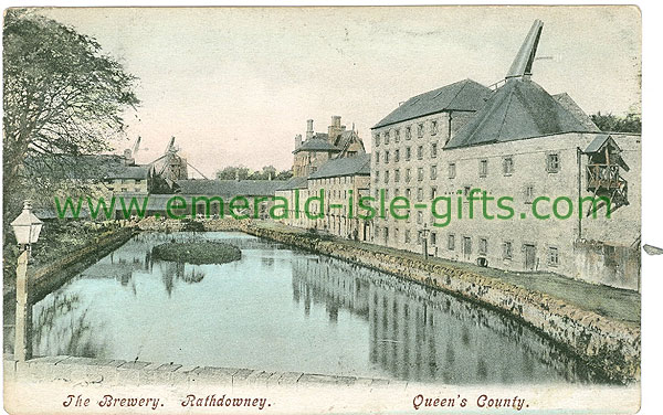 Laois - Rathdowney - The Brewery