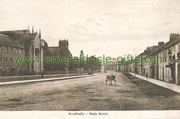 Laois - Stradbally - Main St
