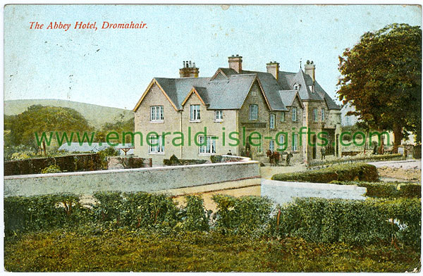Leitrim - Dromahair - The Abbey Hotel