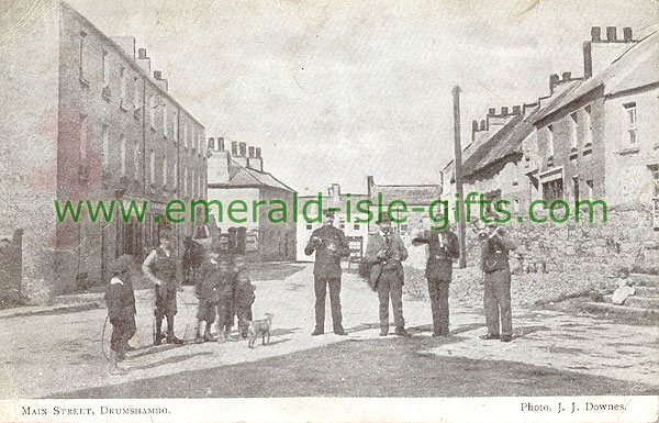 Leitrim - Drumshambo - Street scene