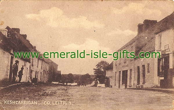 Leitrim - Keshcarrigan - old Irish photo print