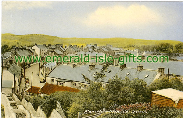 Leitrim - Manorhamilton - Town view