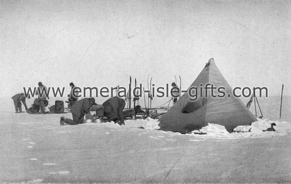 Shackleton Arctic Expedition 1911-12
