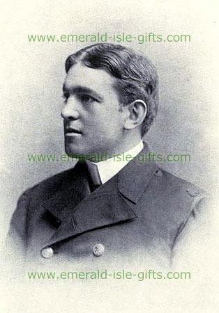 Shackleton aged 27 in 1901