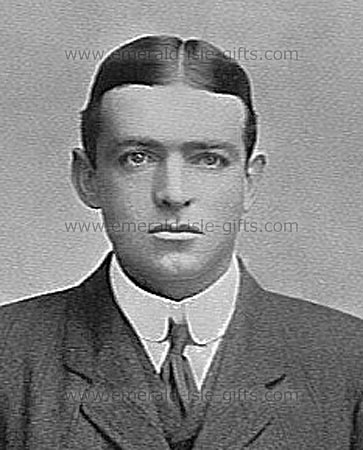 Ernest Shackleton old photo print