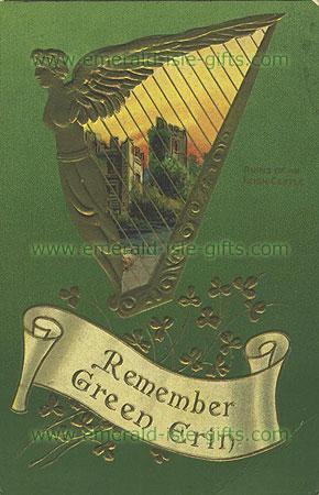 Remember Green Erin (Ruins of an Irish Castle)