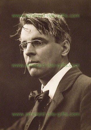 William Butler Yeats - Irish Poet - photo