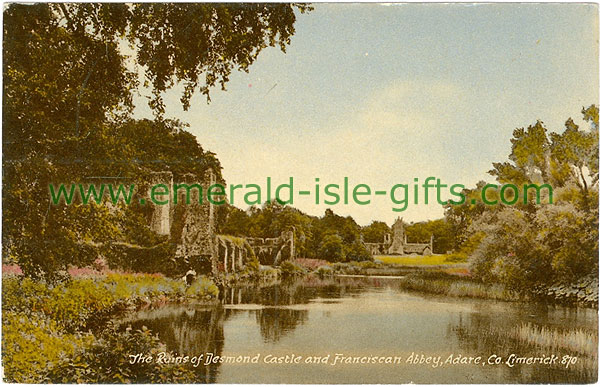 Limerick - Adare - Desmond Castle