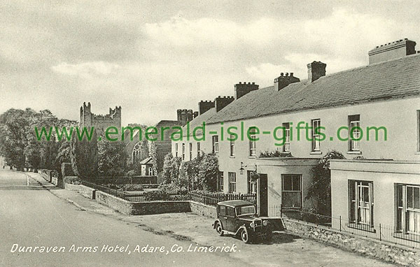Limerick - Adare - Dunraven Arms Hotel