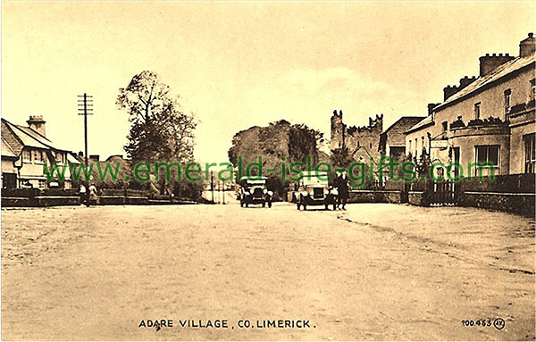 Limerick - Adare - Village old