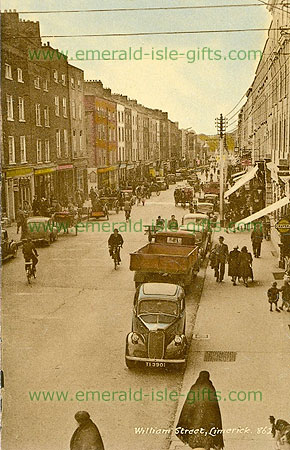 Limerick - Limerick City - Sligo Vintage Photographs