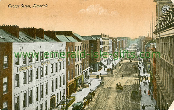 Limerick - Limerick City - George Street