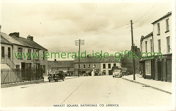 Limerick - Rathkeale - Market Square