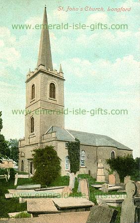Longford - Longford Town - St John