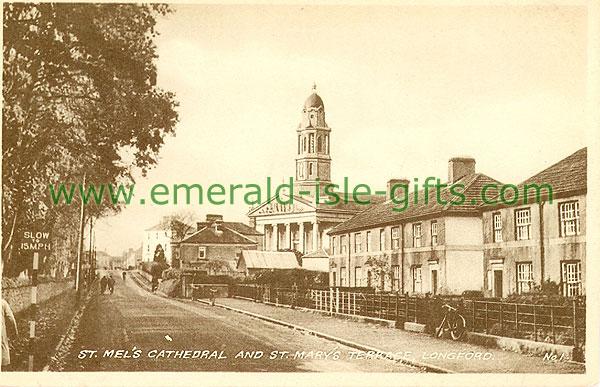 Longford - Longford Town - St Mel