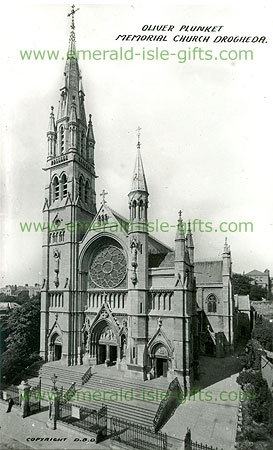 Louth - Drogheda - Oliver Plunkett Memorial Church