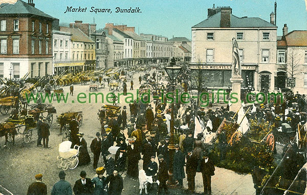 Louth - Dundalk - Market Square