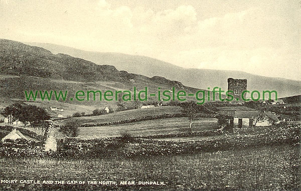 Louth - Dundalk - Gap of the North & Moiry Castle