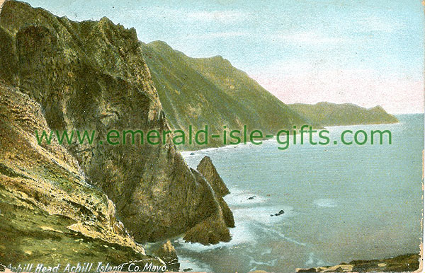 Mayo - Achill Island - Achill Head