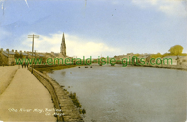 Mayo - Ballina - The River Moy