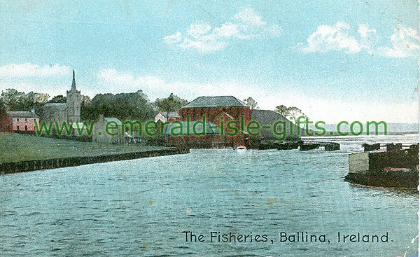Mayo - Ballinrobe - The Fisheries