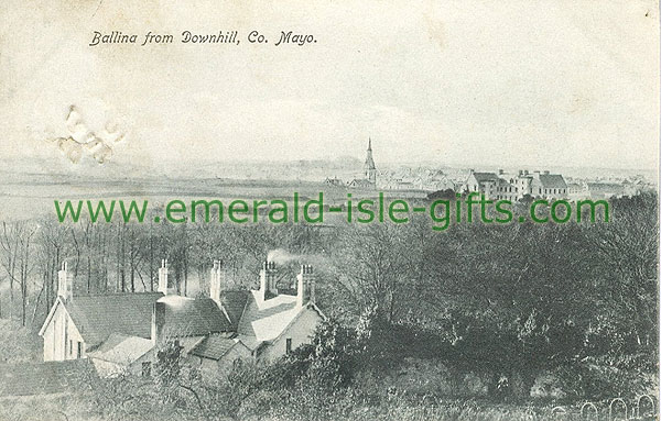 Mayo - Ballina - from Downhill