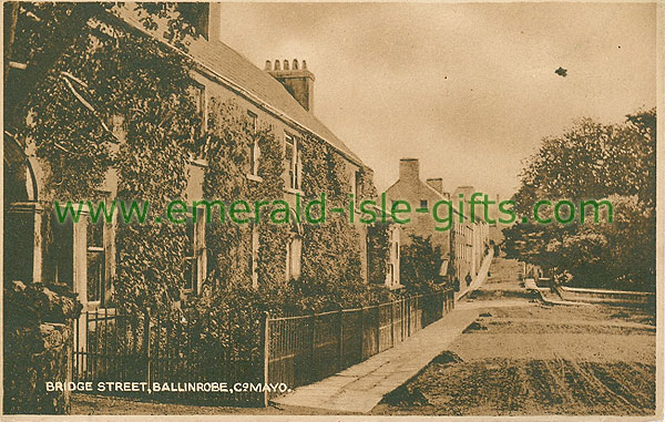 Mayo - Ballinrobe - Bridge Street