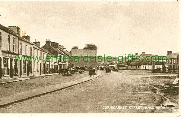 Mayo - Ballinrobe - Cornmarket Street