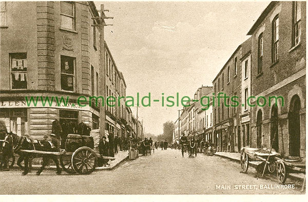 Mayo - Ballinrobe - Main Street
