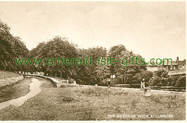 Mayo - Ballinrobe - The Riverside Walk