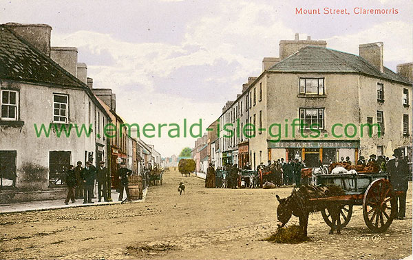 Mayo - Claremorris - Mount Street