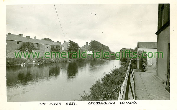 Mayo - Crossmolina - The River Deel