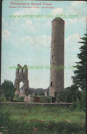 Meath - Donaghmore Round Tower