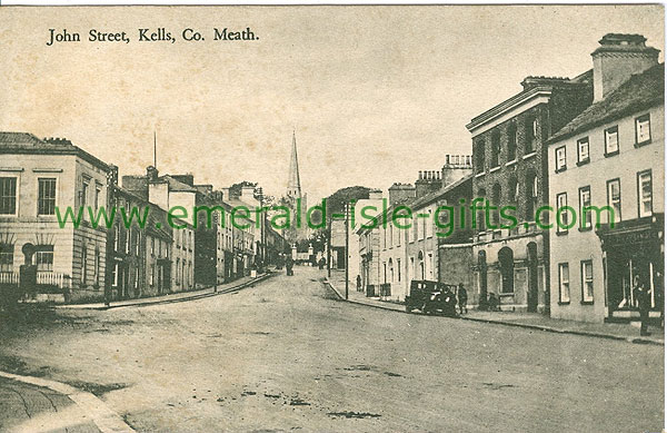 Meath - Kells - John St