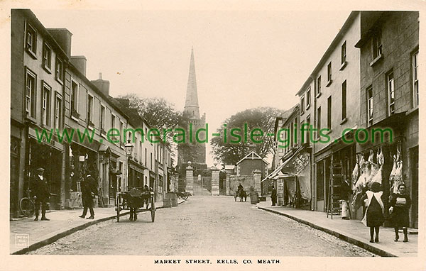 Meath - Kells - Market St
