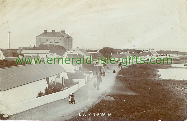 Meath - Laytown - Coastal view