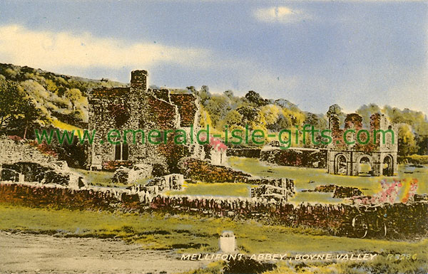 Meath - Mellifont - Mellifont Abbey, Boyne Abbey