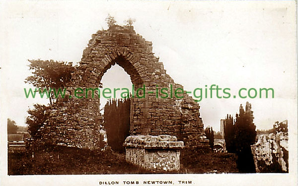 Meath - Trim - Newtown - Dillon Tomb