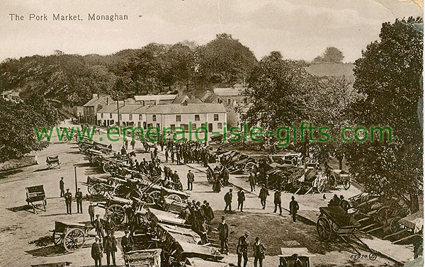 Monaghan - Monaghan Town - The Pork Market