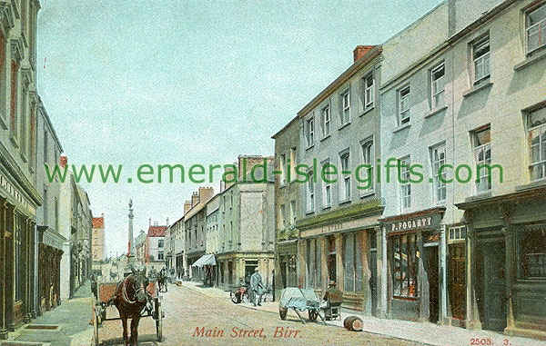 Offaly - Birr - Main St